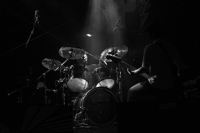 Rockmusik — der mächtige Mann im Hintergrund